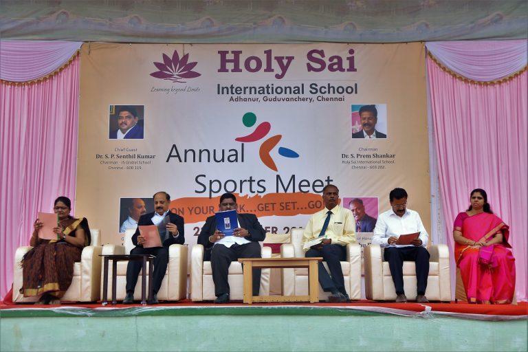Sports Meet 2019